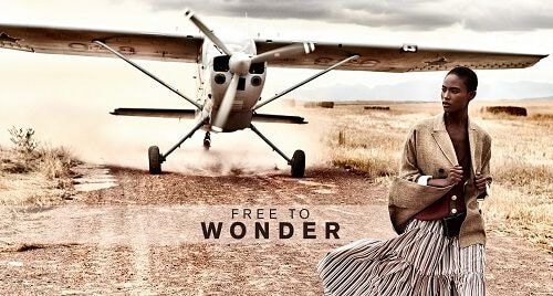 Free to Wonder