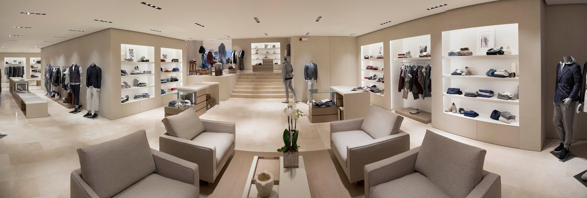 Brunello Cucinelli Boutique