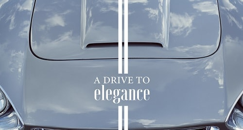 Next: A Drive to Elegance