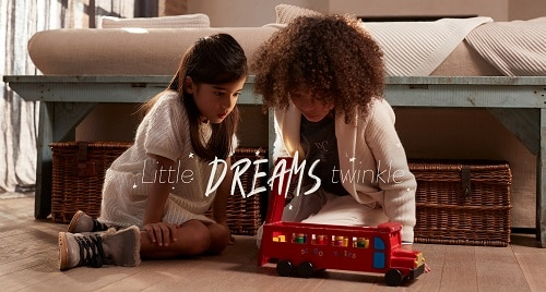 下一页: Little Dreams Twinkle