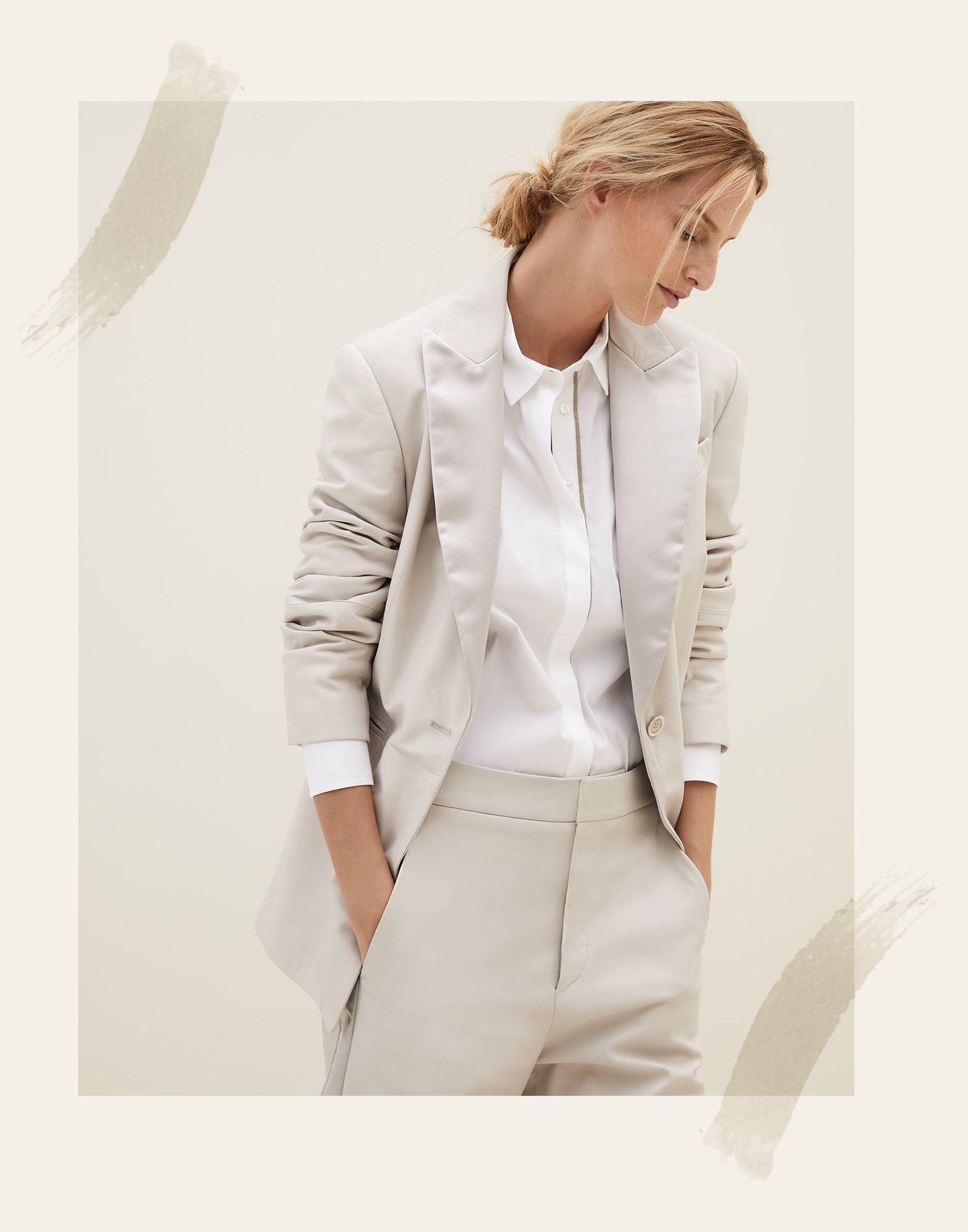 Fall-Winter 2019- Shades of White