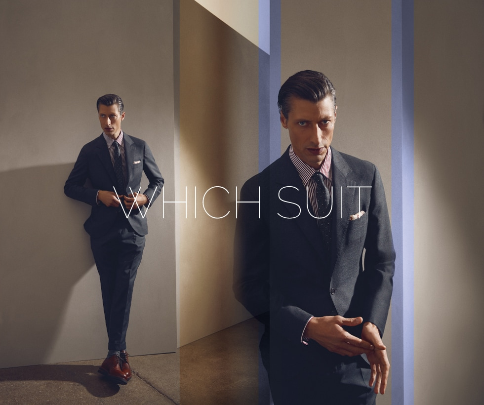 Men's Fall-Winter 2020 Collection - Suited to Charisma