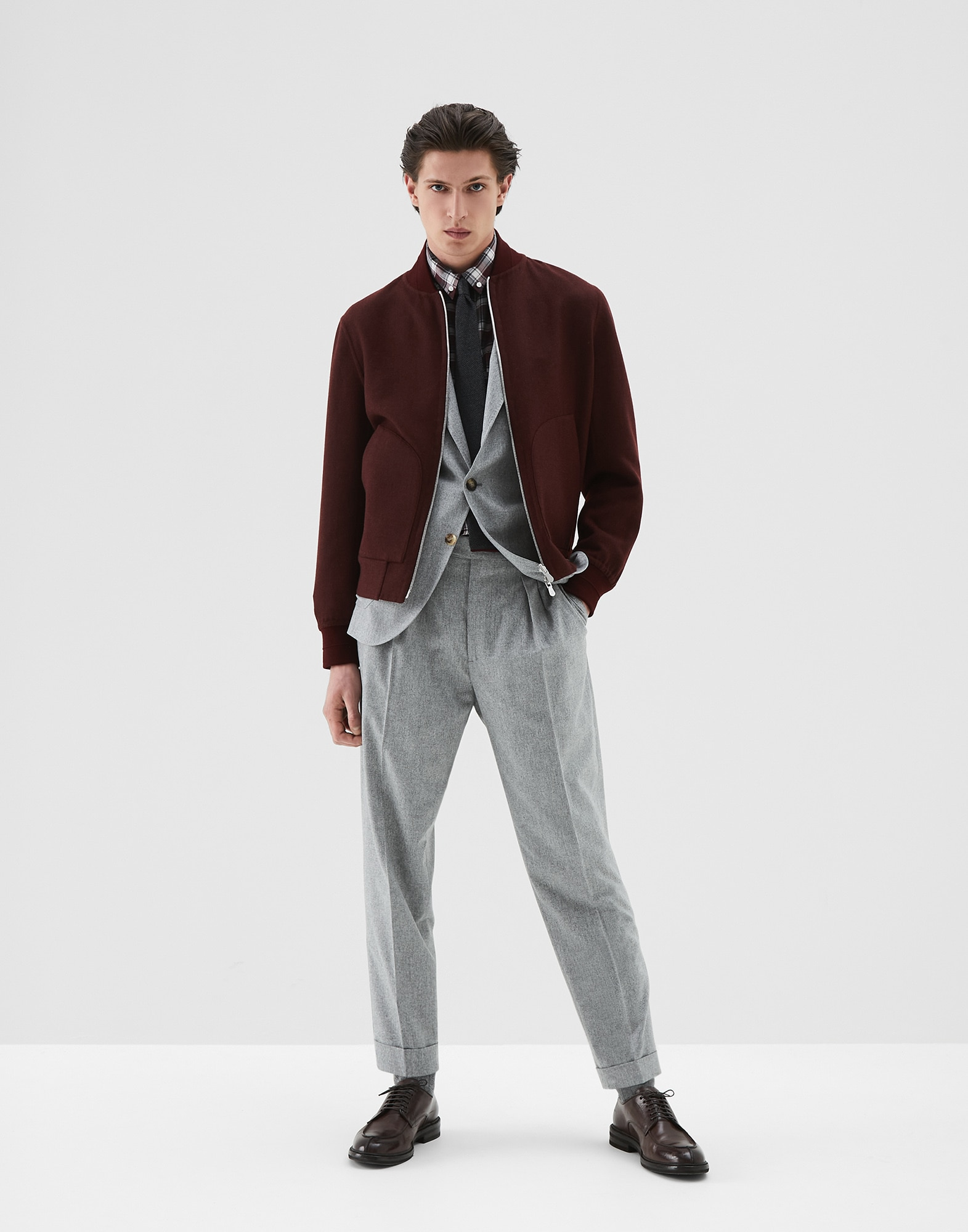 Trousers - Full look