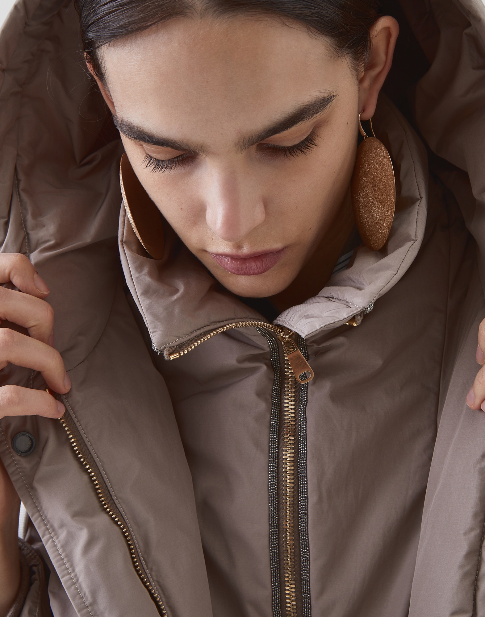 Down Jacket - Detail view