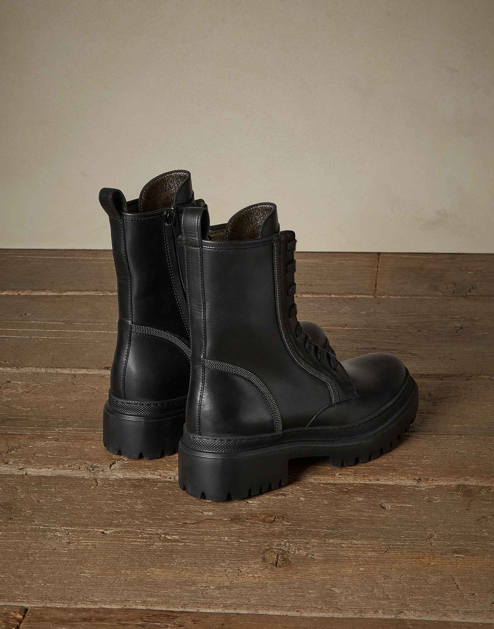 Boots Black Woman 2 - Brunello Cucinelli