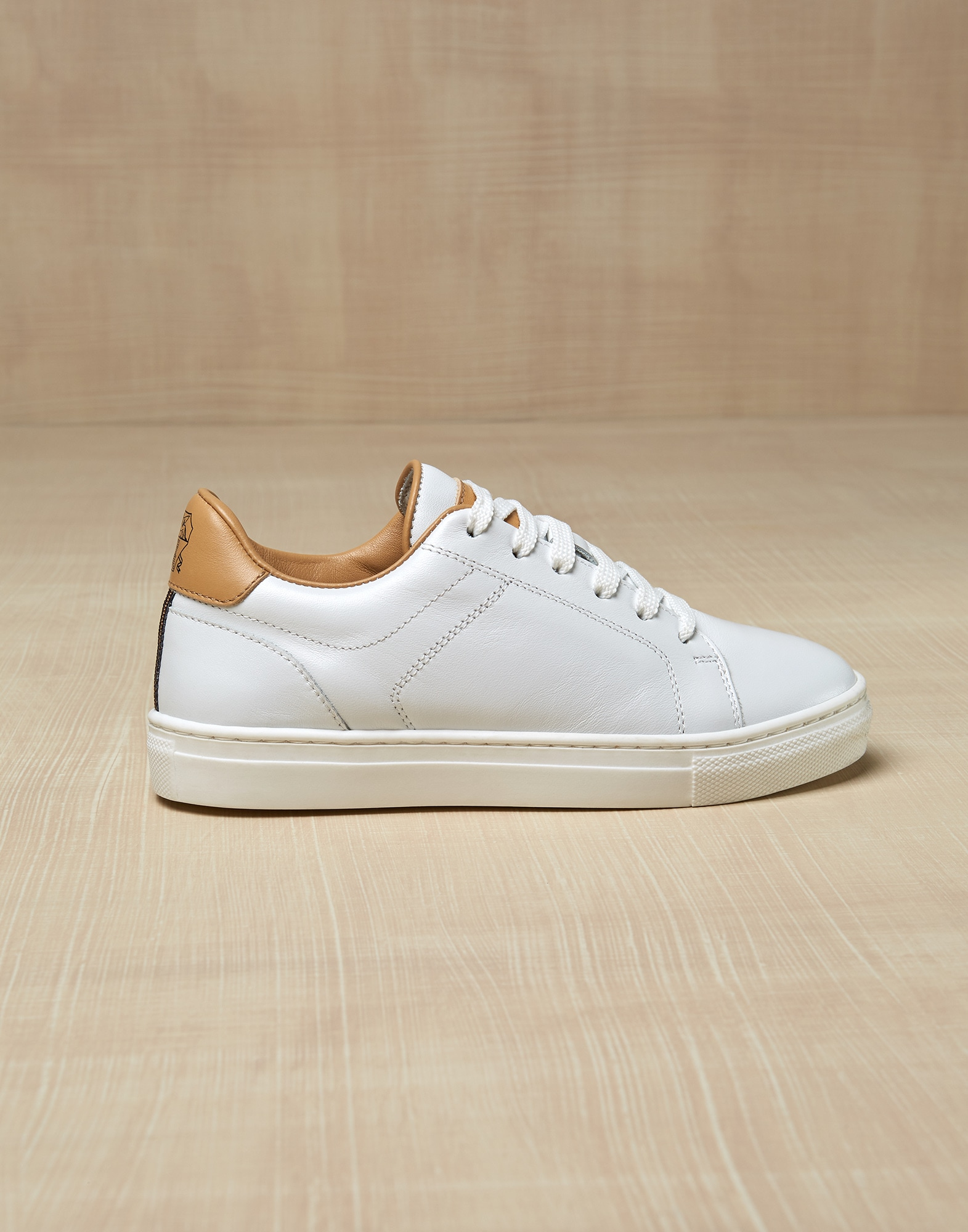 Sneakers White Boy 4 - Brunello Cucinelli