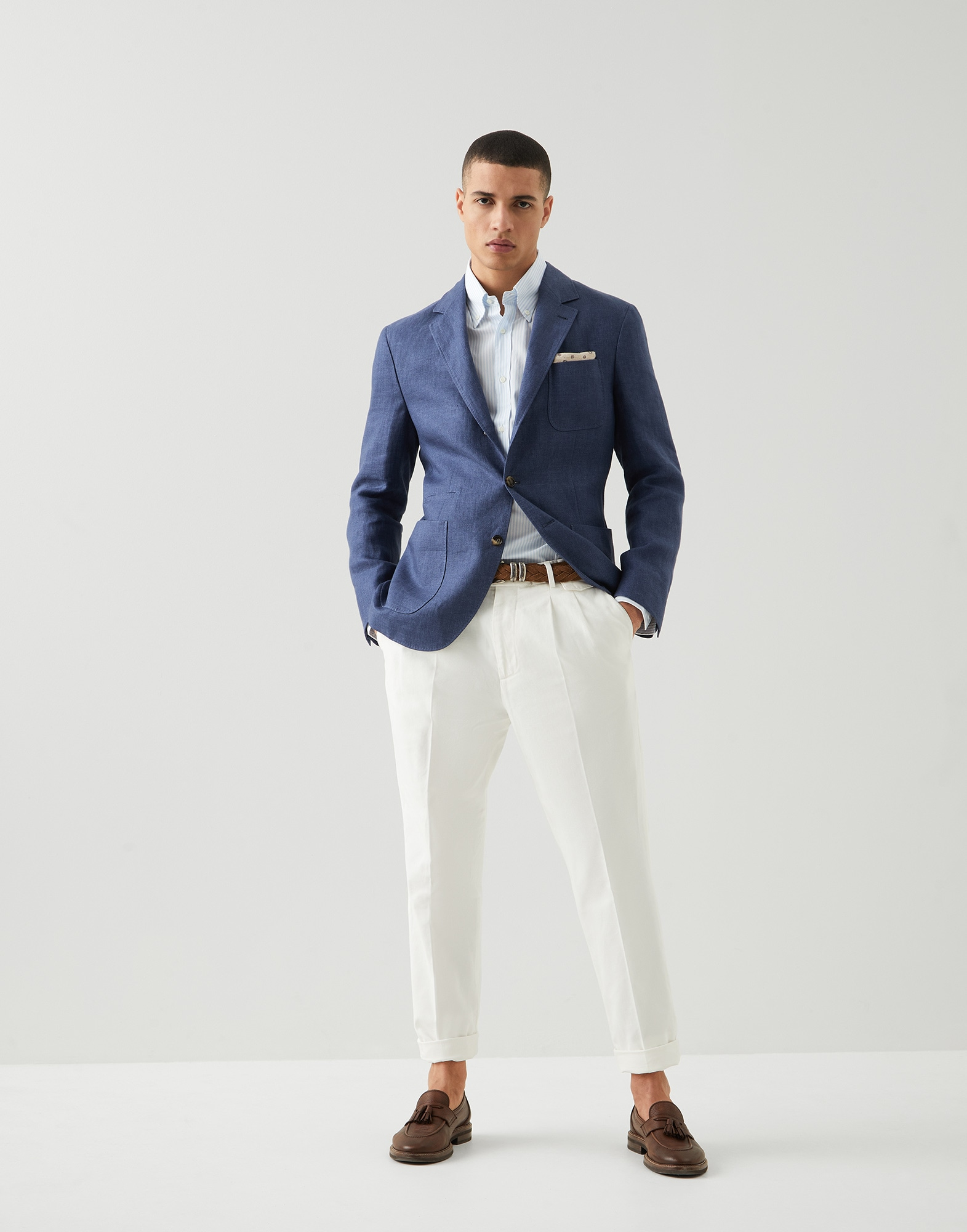 Single Breasted Blazer - Look