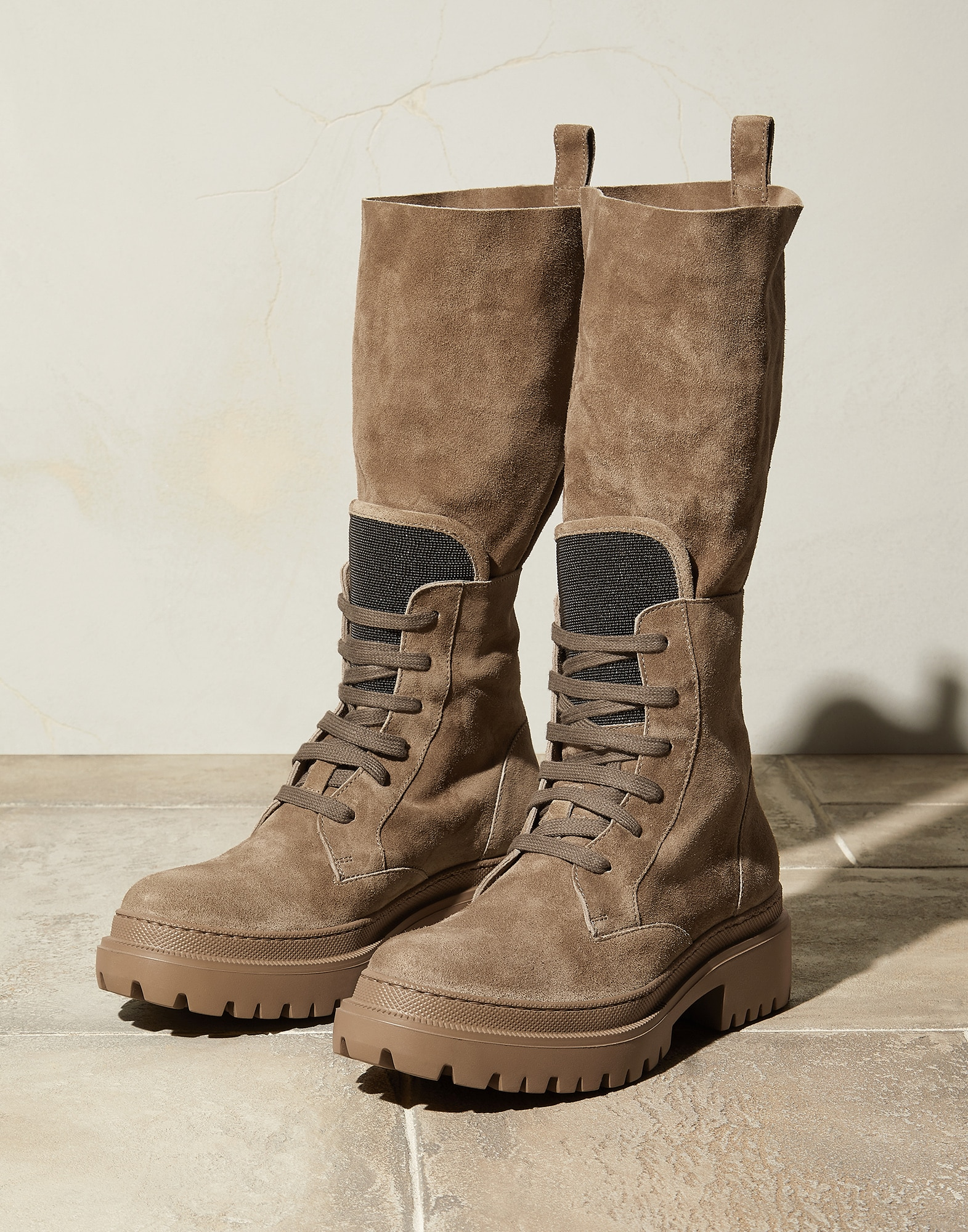 Boots - Front