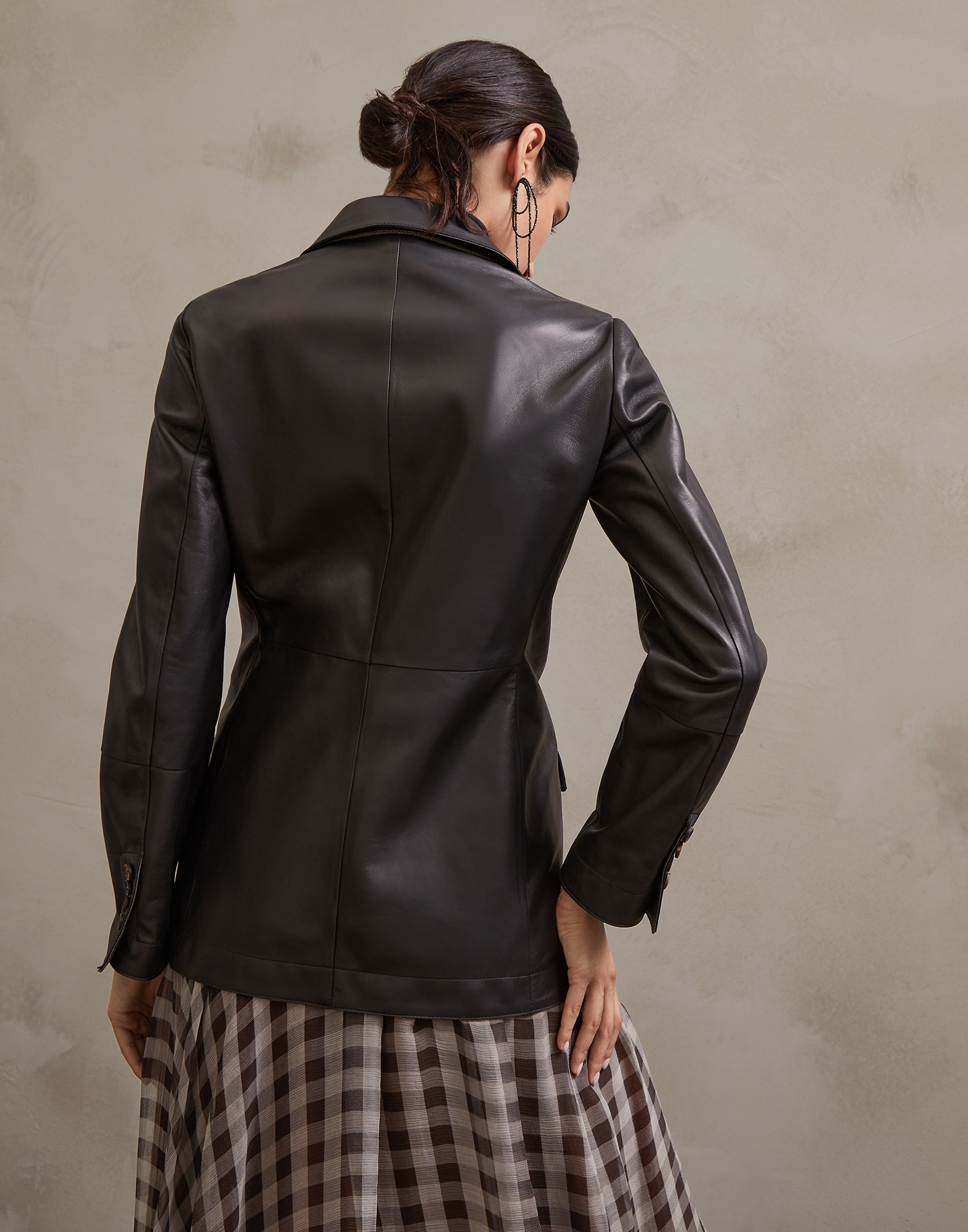 Leather - Back