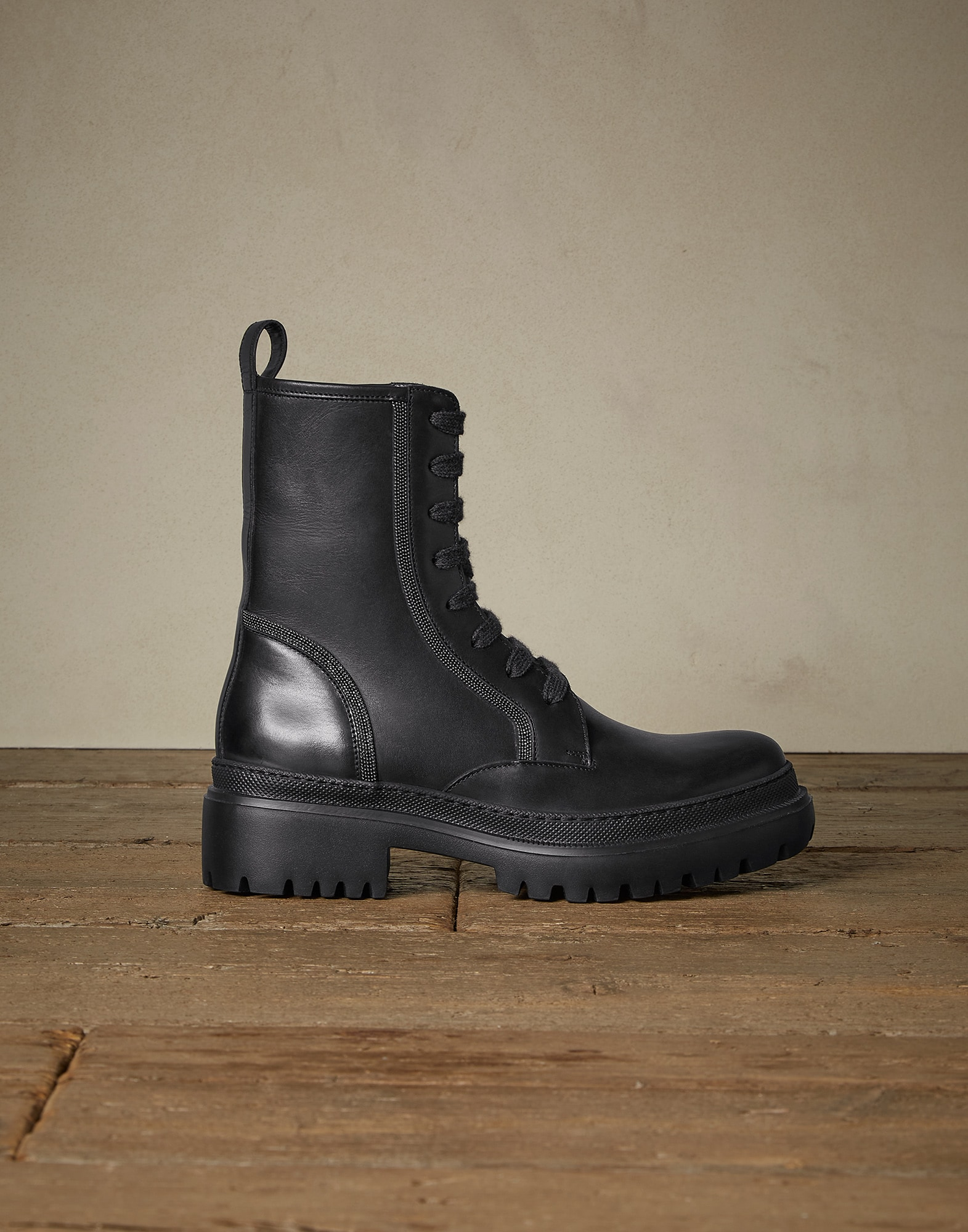 Boots Black Woman 4 - Brunello Cucinelli