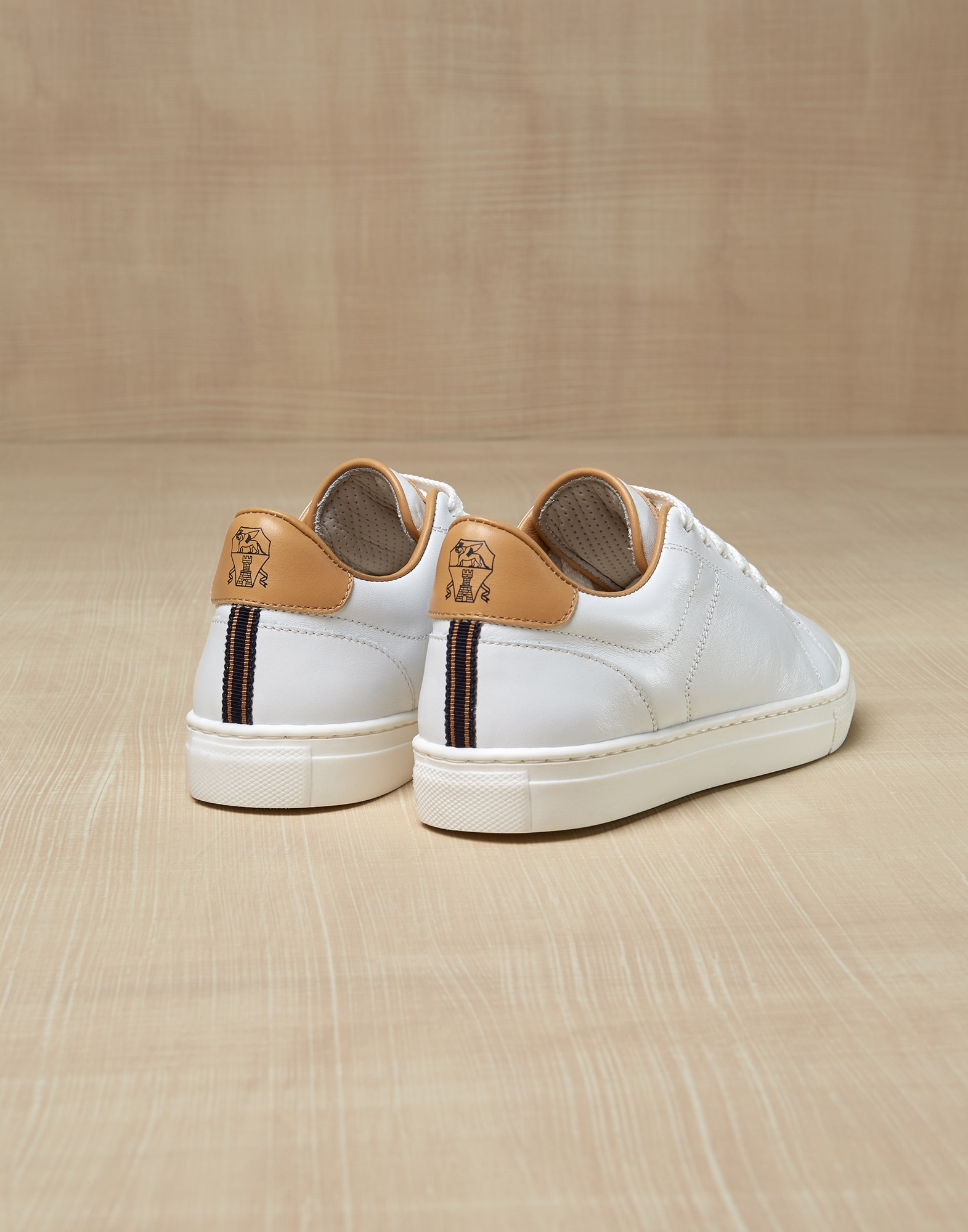 Sneakers White Boy 2 - Brunello Cucinelli