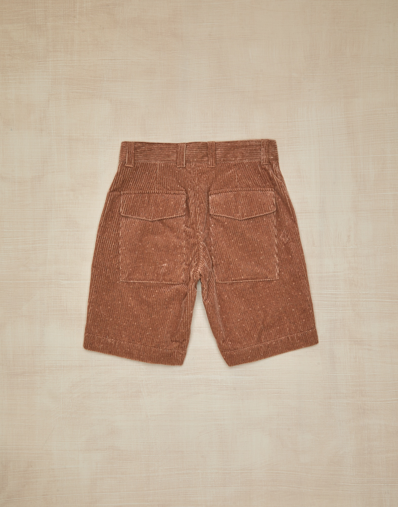 Bermuda Shorts - Back